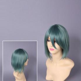 Puella Magi Madoka Magica Sayaka Miki Cosplay Wig