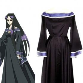 Saint Seiya Cosplay Pandora's Black Cosplay Costume