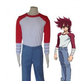 Saint Seiya Omega Pegasus Koga Cosplay Costume