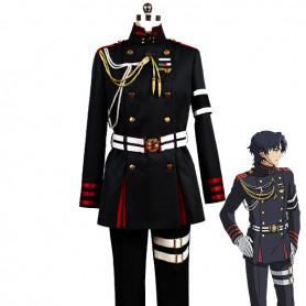 Seraph of the End Guren Ichinose Uniform Cosplay Costume