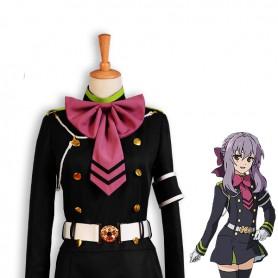 Seraph of the End Shinoa Hiragi Uniform Cosplay Costume