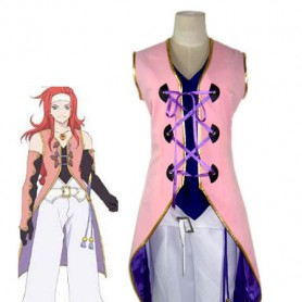 Tales of Symphonia Cosplay Zelos Wilder Coplay Costume