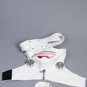 Tokyo Ghoul Ken Kaneki White Fancy Cosplay Mask