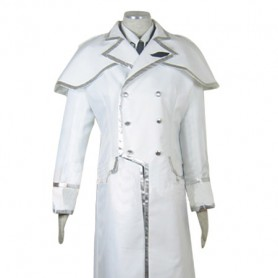 Tsubasa Reservoir Chronicle Toya White Cosplay Costume
