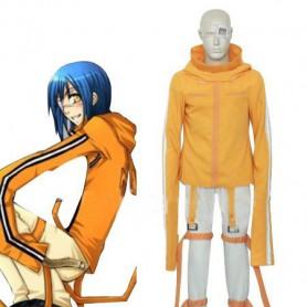 Air Gear Simca Cosplay Akito Cosplay Costume