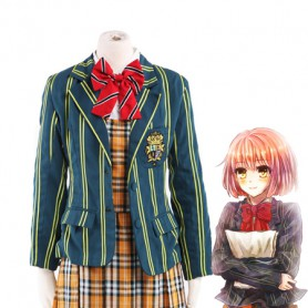 Uta no Prince-sama Nanami Haruka Cosplay Costume Saotome Academy School Uniofrm