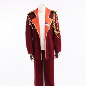 Uta no Prince-sama Ren Jinguji Cosplay Costume Military Uniform