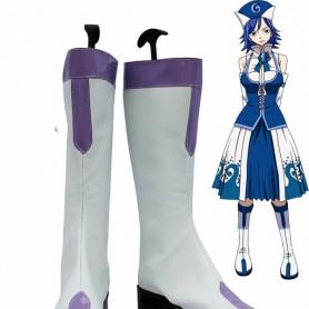 Fairy Tail Cosplay Juvia Lockser Cosplay Boots