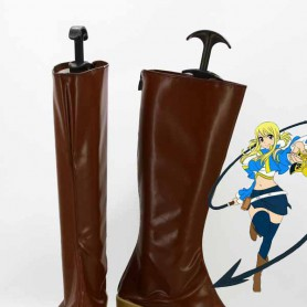 Fairy Tail Cosplay Lucy Heartfilia After Seven Years Cosplay Boots