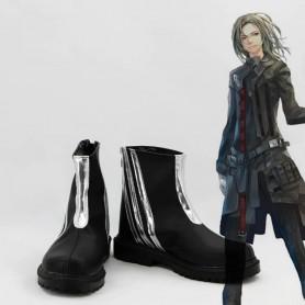 Guilty Crown Cosplay Gai Tsutsugami Cosplay Boots