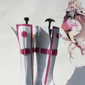 Vocaloid 3 IA PU Cosplay Boots