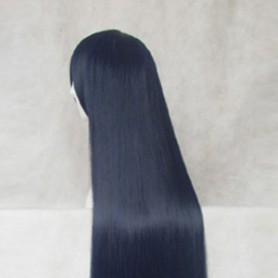 Inu x Boku SS Shoukiin Kagerou 100cm Blue Cosplay Wig