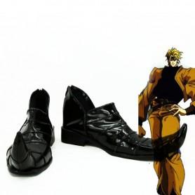 JOJO Cosplay Dio Brando Black Cosplay Shoes
