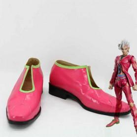 JOJO Cosplay Pink Cosplay Shoes