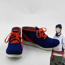 K Project Cosplay Misaki Yata Blue Cosplay Shoes