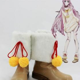 K Project Cosplay NEKO Cosplay Show Boots