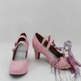 K Project Cosplay NEKO Pink Cosplay Shoes