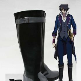 K Project Cosplay Saruhiko Fushimi Cosplay Boots
