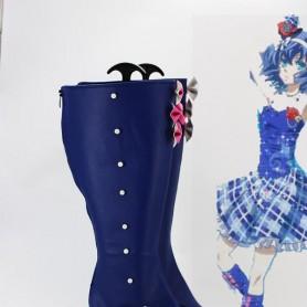 KARNEVAL Kiichi Blue Cosplay Boots