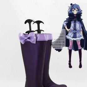 KARNEVAL Kiichi Purple Cosplay Boots