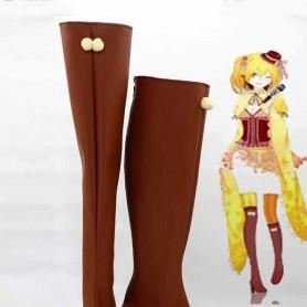 Kagerou Project Momo Kisaragi Cosplay Boots