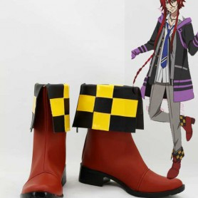 Kamigami no Asobi Loki Laevatein Cosplay Boots