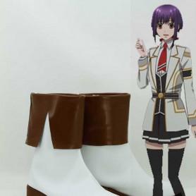 Kamigami no Asobi Yui Kusanagi Cosplay Boots