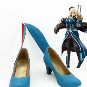 Kantai Collection Fleet Girls Atago Cosplay Shoes