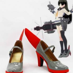 Kantai Collection Fleet Girls Isokaze Female Cosplay Shoes