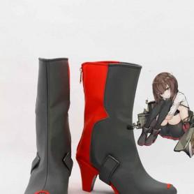 Kantai Collection Fleet Girls Taihou Female Cosplay Boots