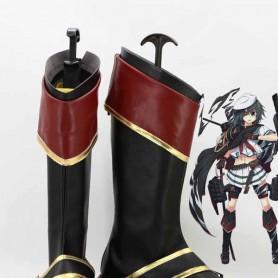 Kantai Collection Kiso Cosplay Boots