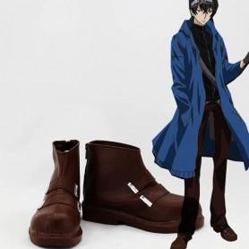 Karneval Gareki Short Cosplay Boots