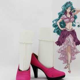 Karneval Iva Cosplay Show Shoes