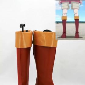 Karneval Nai Muhinyi Long Show Cosplay Boots
