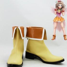 Kyoukai no Kanata Ai Shindou Cosplay Show Boots