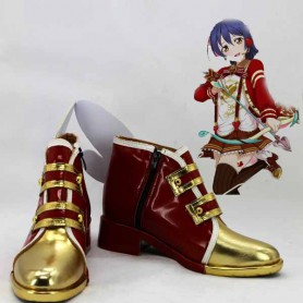 LOVE LIVE! Awakening of Valentine Sonoda Umi Cosplay Shoes