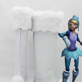 League of Legends Cosplay Orianna Cosplay Boots