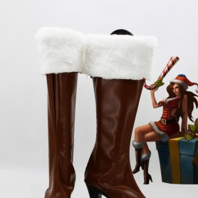 League of Legends Waterloo Miss Fortune Female Cosplay Boots