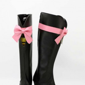 Love Live ! KiRa-KiRa Sensation Kousaka Honoka Black Cosplay Boots