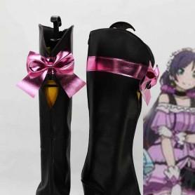 Love Live ! KiRa-KiRa Sensation! Nozomi Tojo Cosplay Boots