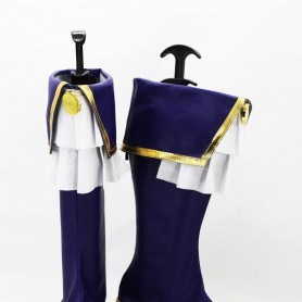 Love Live! Fruitfresh Ayase Eli Cosplay Boots