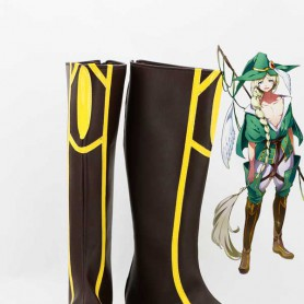 Magi Cosplay Yunan Cosplay Boots