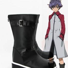 Hakkenden Touhou Hakken Cospaly Shino Inuzuka Cosplay Boots