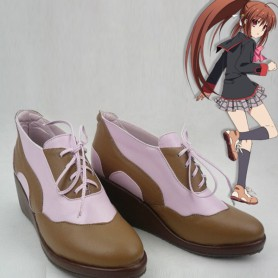 Little Busters Rin Natsume Cosplay Shoes