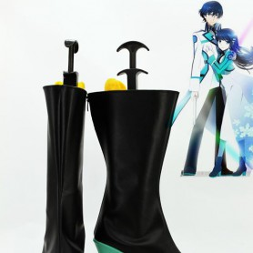 Mahouka Koukou no Rettousei Shiba Miyuki Cosplay Boots