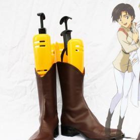 Neon Genesis Evangelion Cosplay Maya Ibuki Cosplay Boots