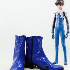Neon Genesis Evangelion Cosplay Shinji Ikari Short Cosplay Boots