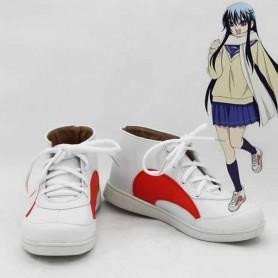 Nurarihyon no Mago Tsurara Oikawa Cosplay Boots