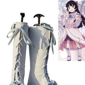 Ore no Imoto ga Konna ni Kawaii Wake ga Nai Gokou Ruri Cosplay Boots