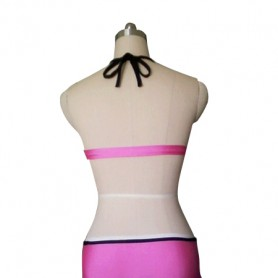 Oreimo Kirino Kousaka Peach Cosplay Costume/Swimsuit